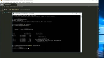 Python для web-разработчиков (2019) Видеокурс