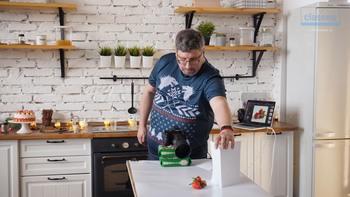 Съемка еды: быстрый старт (2019) Мастер-класс