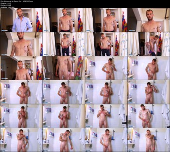 Guillaume in the Shower Part 1 2018-11-05