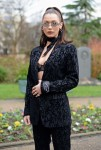 Bella Hadid - Dior Homme Fashion Show in Paris 1/20/18