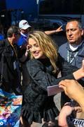 Amber Heard -                          Outside ''Conan O'Brien Show'' Spreckles Theatre San Diego July 21st 2018.