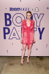 Larsen Thompson - Teen Vogue Body Party in NYC 9/11/18