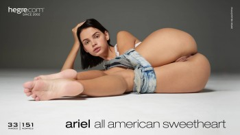 Lilit A Ariel - All American Sweetheart