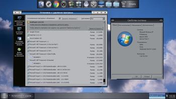 Windows XP Pro SP3 x86 UltimateBox v.18.6 by Zab (2018) RUS
