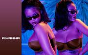 Rihanna : Hot Wallpapers x 3