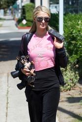Paris Hilton - Out in LA 6/30/18
