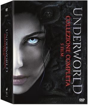 Underworld  - Collection (2003-2016) 4 x DVD9 1 x DVD5 COPIA 1:1 ITA MULTI