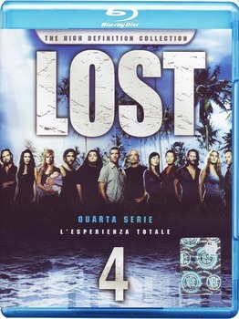 Lost - Stagione 4 (20072008) [5-Blu-Ray] Full Blu-Ray 200Gb AVC ITA DTS 5.1 ENG DTS-HD MA 5.1 MULTI