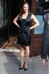Jennifer Garner - Leaving her hotel in NYC 4/12/18
