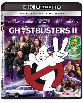 Ghostbusters II (1989) Full Blu-Ray 4K 2160p UHD HDR 10Bits HEVC ITA DD 2.0 ENG TrueHD 7.1 MULTI