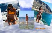 Myleene Klass : Bikini Wallpapers x 7
