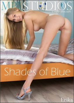 Nancy A Erika - Shades Of Blue