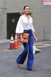 Olivia Culpo - Out in Santa Monica 3/22/18