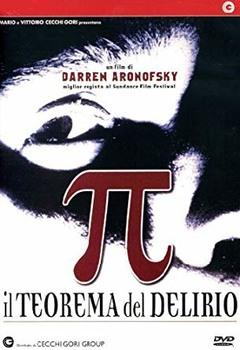 Pi - Il teorema del delirio (1998) DVD5 COPIA 1:1 ITA ENG