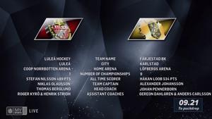SHL 2018-10-04 Luleå vs. Färjestad - French Cbf402993722244