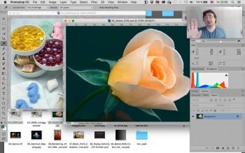 Работа с CMS в Adobe Photoshop (2017) Мастер-класс