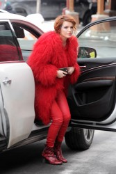Bella Thorne - Out in Park City 1/22/18