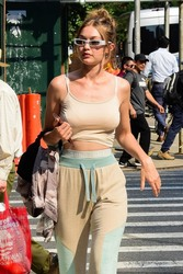 Gigi Hadid - Out in NYC 6/18/18