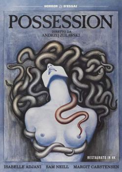 Possession (1981) [Restaurato in 4K] 1xDVD9+1xDVD5 Copia 1:1 ITA-ENG