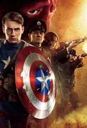 Капитан Америка / Первый мститель / Captain America: The First Avenger (Крис Эванс, Хейли Этвелл, Томми Ли Джонс, 2011) 3543f0968842814