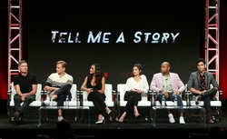Danielle Campbell - CBS All Access 'Tell Me A Story' Panel in LA 8/5/18