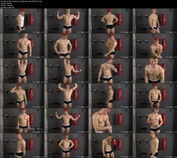 Muscle Flex, Casting 18 - Denniz Blomqvist 2018-03-22