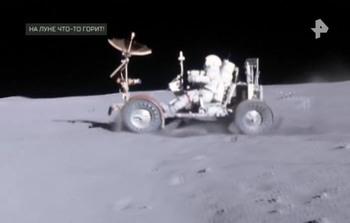 Самые шокирующие гипотезы. На Луне что-то горит (2018) SATRip