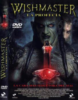 Wishmaster 4 - La profezia maledetta (2002) DVD5 COPIA 1:1 ITA ENG