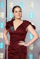 Amy Adams - BAFTA Awards at The Royal Albert Hall in London 2/10/19