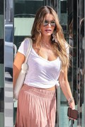 Sofia Vergara - Shopping at Sephora in LA 7/18/18