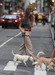 Emily Ratajkowski - Shopping in NYC 9/13/18