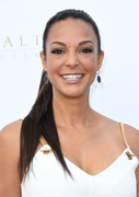 Eva LaRue  -                   George Lopez Golf Classic Pre-Party Brentwood May 6th 2018.