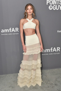 Grace Elizabeth - 2019 amfAR Gala in NYC 2/6/19