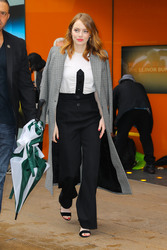 Emma Stone - Out in NYC 10/2/18