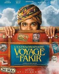 苦行僧的非凡旅程 The Extraordinary Journey of The Fakir