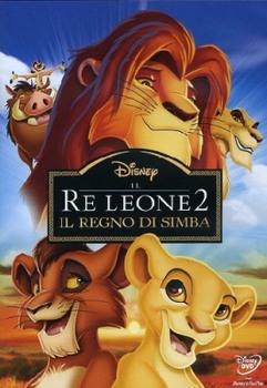 Il re leone II - Il regno di Simba (1998) DVD9 Copia 1:1 ITA-ENG-ARA-CRO