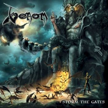 Venom - Storm The Gates (2018) .mp3 -320 Kbps
