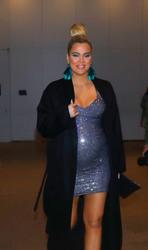 Khloe Kardashian - Out for dinner in Tokyo 2/28/18