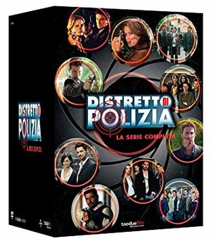 Distretto di Polizia: Stagioni 1-11 - Box Set - (2000 - 2011) 69xDVD9 COPIA 1:1 ITA