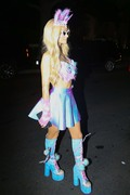 Paris Hilton - Casamigos Halloween Party in Beverly Hills 10/26/18