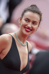 Irina Shayk - 'Yomeddine' Premiere during the 71st annual Cannes Film Festival 5/8/18