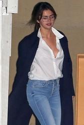 Selena Gomez - Leaving church in Beverly Hills 2/28/18