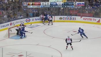 NHL 2018 - RS - Senators Ottawa @ Toronto Maple Leafs - 2018 10 06 - 720p 60fps - English - CBC 9670d6994805304