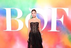 Grace Elizabeth - The Business Of Fashion Celebrates the #BoF500 2018 in NYC 9/9/18