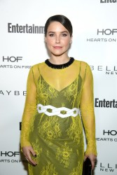 Sophia Bush - Entertainment Weekly Celebrates Screen Actors Guild Award Nominees in LA 1/20/18