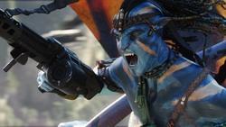 Аватар / Avatar (Сэм Уортингтон, Зои Салдана, Сигурни Уивер, 2009) Be35021091452274