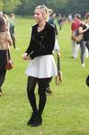 Rachel Riley at PupAid in London 8/6/14