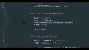 Laravel как инструмент: на примере создания блога (2017) Видеокурс