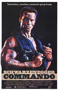 Commando (1985) DVD5  COPIA 1:1 ITA/ENG/FRE