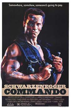 Commando (1985) DVD5  COPIA 1:1 ITA/ENG/FRE